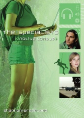 The Specialists Cover Book 4