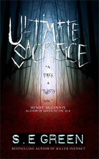 Ultimate Sacrifice cover