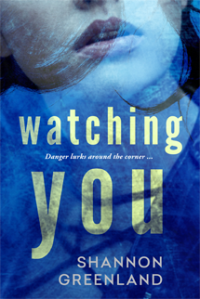 Watching You cover